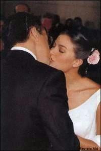 Casamento do Armando com a Betty.