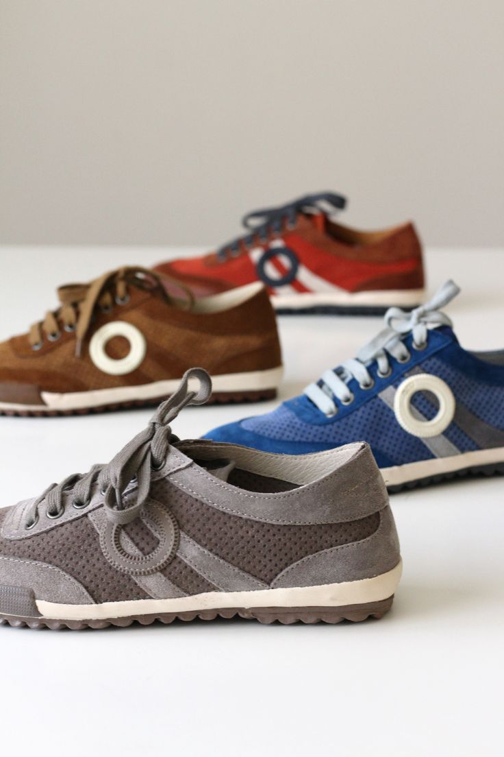 Aro Sneakers from Barcelona. ARO IDO. Men&Women