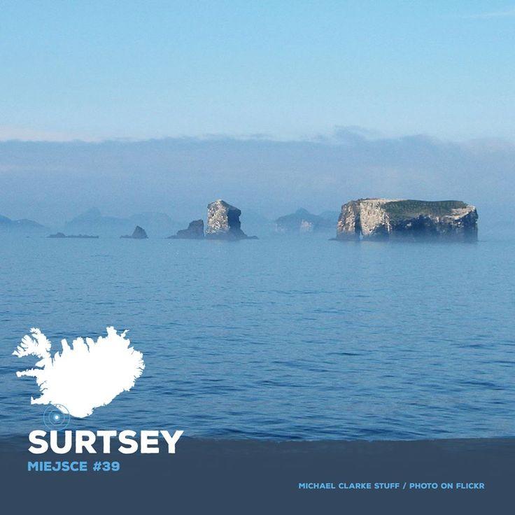 Surtsey to wyspa wulkaniczna leżąca około 32 km od południowego wybrzeża Islandii. Od roku 2008 wyspa wulkaniczna Surtsey występuje na liście światowego dziedzictwa UNESCO. Wyspa o powierzchni 141 ha jest także domem dla 335 gatunków bezkręgowców.