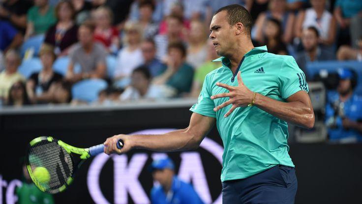 Jo-Wilfried Tsonga v Omar Jasika highlights (2R) | Australian Open 2016