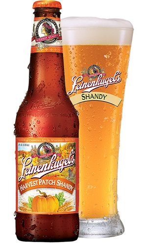 Harvest Patch Shandy - It's our traditional weiss beer with natural pumpkin spice flavor to give you notes of nutmeg, allspice and clove for a refreshing fall seasonal.