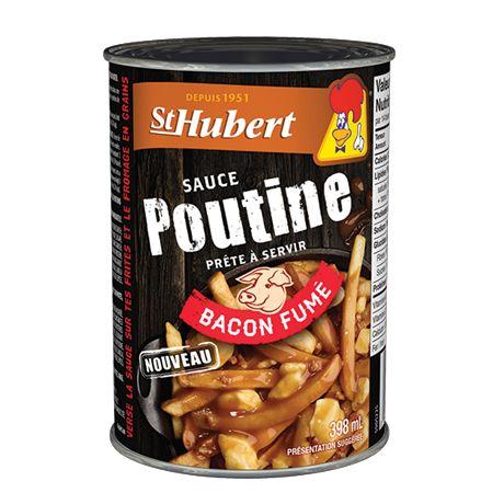 Sauce poutine bacon fumé | St-Hubert