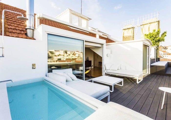 Airbnb Lisbonne : 25 appartements, lofts et penthouse de rêve à Lisbonne  - Elle Décoration
