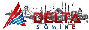 Delta Şömine Logo