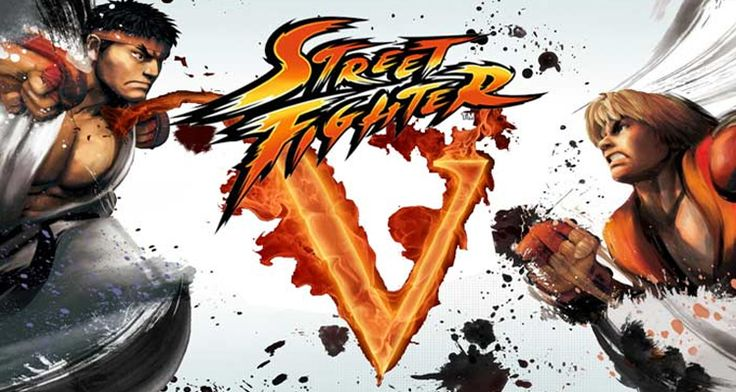 2016, Capcom Akan Merilis Street Fighter 5