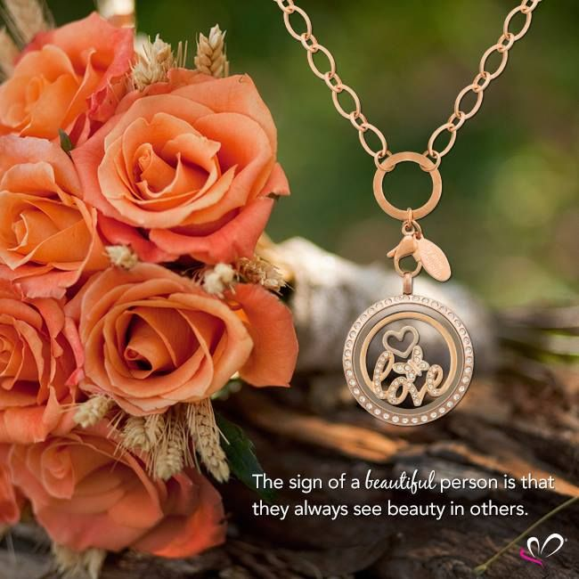 {The sign of a beautiful person is that they always see beauty in others} Have a beautiful weekend everyone! www.lilyannedesigns.com.au #LilyAnneDesigns #PersonalisedLockets