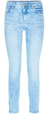 Womens sky ankle grazer jean from New Look - £12 at ClothingByColour.com