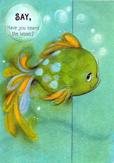 253 Best Fish Cartoon Images On Pinterest Coloring Drawing And Cards