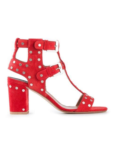 Laurence Dacade sandales cloutées