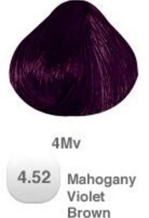 Pravana Hair Color 4 52 Mahogany Violet Brown Hair