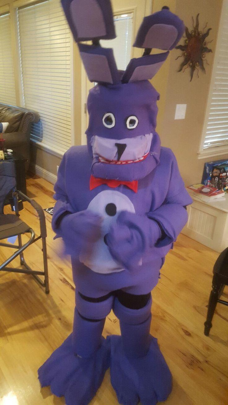 Fnaf bonnie costume
