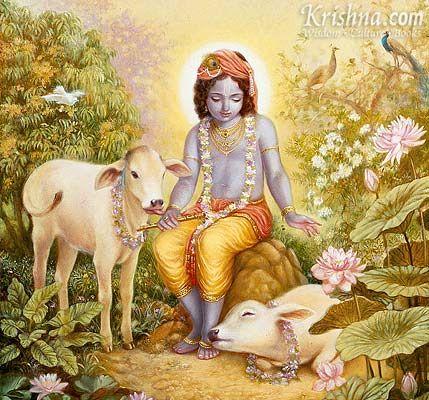 Govind Hare, Hare Krishna mantra