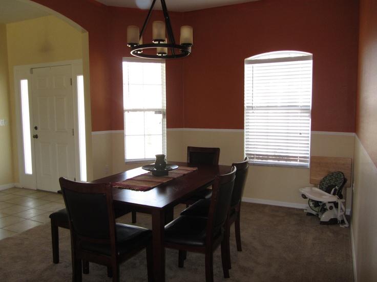20 best images about living room on pinterest paint Light burnt orange paint