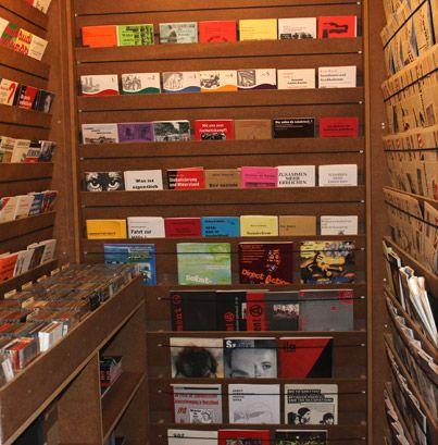 Anarchistische Buchhandlung Wien / Anarchist bookstore Vienna, Austria - www.anarchismus.at/buchhandlung