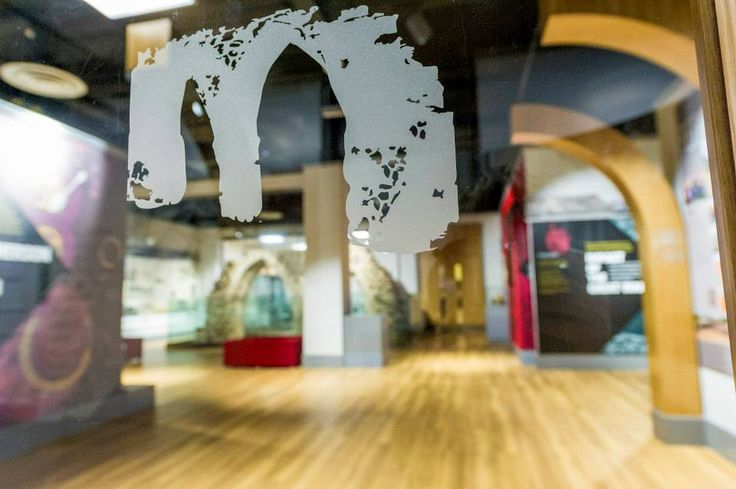 De Montfort University's Heritage Centre is now open - see where Richard III's body lay after the Battle of Bosworth