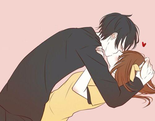 Shiga Kissing