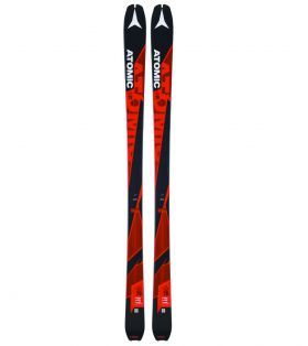 Horolezectvo :: Skialpinistické Vybavenia :: Skialpinistické lyže :: Atomic Backland UL 78 2016/17