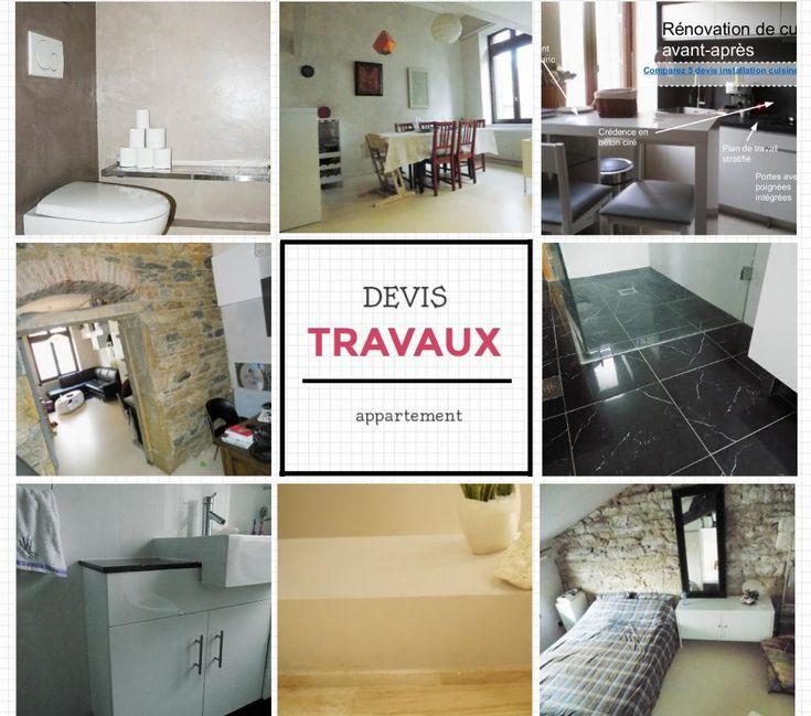 Devis aménagement d'intérieur pour appartement - comparer les offres