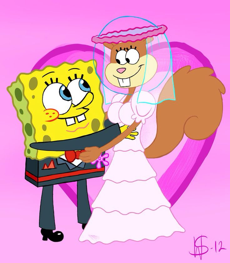 Spongebob dating sandy