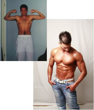 Muscle growth workouts skinny guys
