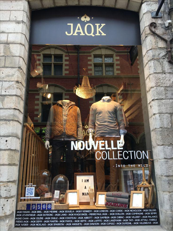 80 Best Boutique Jaqk - 27 Rue De La Monnaie