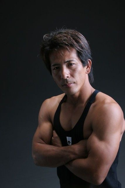 Ninja Warrior (or Sasuke).  This is Nagano, a past champion of this astounding competition.  I'm hooked.  :)