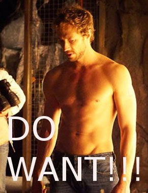 Gotta love Dyson from Lost Girl!!!!