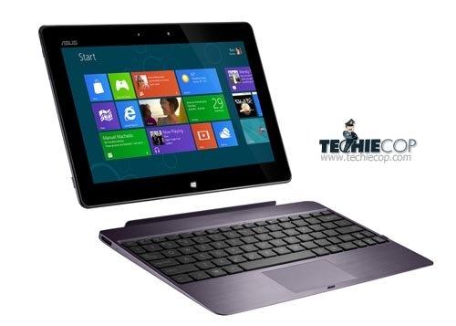 Asus Transformer Book TX300 – A good hybrid laptop.