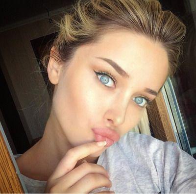 grafika eyes, girl, and beauty