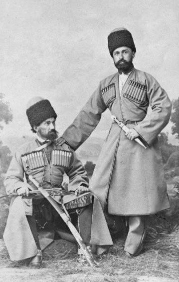 Circassians in Istanbul, Ottoman Empire in the 1870's