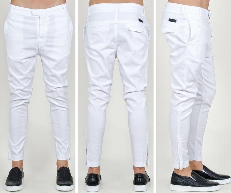 SEVEN 7 Denim - Ανδρικό παντελόνι chinos (Μαύρο).  #Hip #Hipyourtshirts #Hipyourstyle #Style #New #Womens #Mens #Fashion #7Denim #SevenDenim #Denim #Jeans #AW15 #Collection #Exclusive #Rhodes #Greece