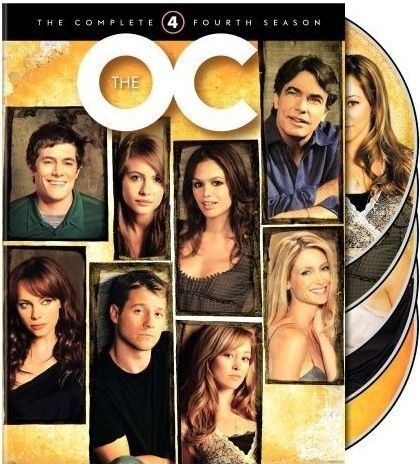 so I finally got to finish the O.C. after watching the last episode of Season 3 more than six years ago.
