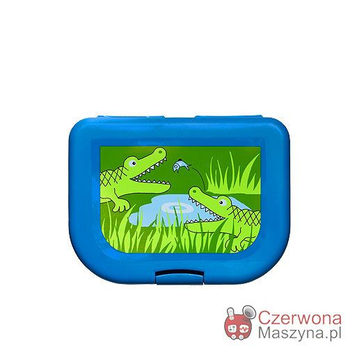 Pudełko na kanapkę Sagaform Zoo - CzerwonaMaszyna.pl