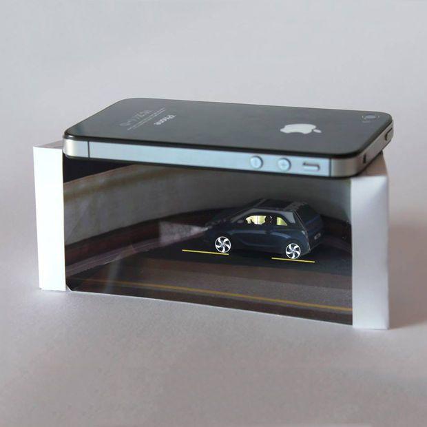 Cool Teen Tech Week project: 10 Minute Mini 3D Projection