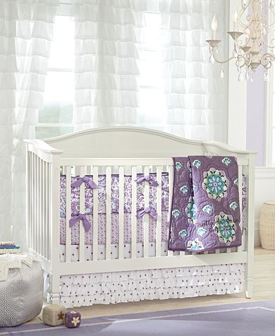 brooklyn nursery pottery barn kids perfect for a little girllove