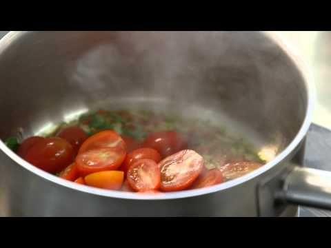 ▶ Episódio 73 Conservas - Massa de Atum com tomate cereja, rúcula e malagueta 7:8 - YouTube