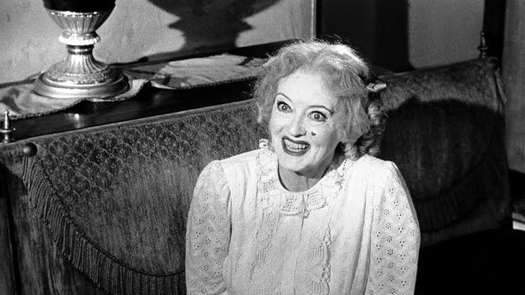 What Ever Happened to Baby Jane? Robert Aldrich, (1962).