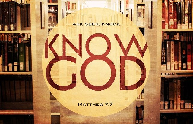 Getting to know God takes a lifetime. But the journey is wonderful. How to go about it? By knocking, asking, and seeking. They are ways to get to know God. How do we then knock, ask, and seek? Let's find out.The Journey, The Doors, God Jesus, Christian Life, Choo Wise, Christian Ministry, Matthew 77, Faith Quotes, Seek