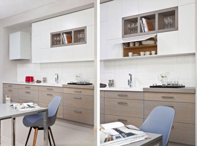 Fot. Kuchnia Bauhaus, Kuchnie z drewna HUL