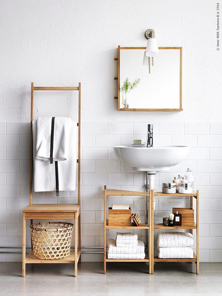 <p><strong>Här kommer några enkla tips för att pigga upp både dig och ditt morgontrötta badrum! Med små medel blir det så gott som nytt redan till kvällen.</strong></p>