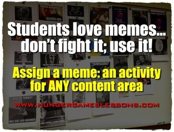 Meme Activity BUNDLE! Presentations, Activities, Editable