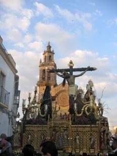 ``el esparraguero´´ Uno de los cristos mas conocidos de Córdoba