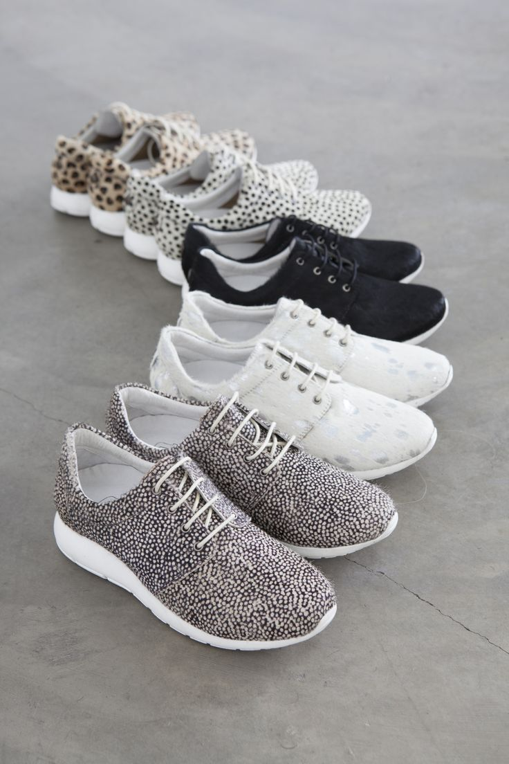 MARUTI Wing running but not for running sneakers, SS15 collection, leopard, black, white silver, frog & dots print. Sporty chic fashion style. wwww.marutifootwear.com
