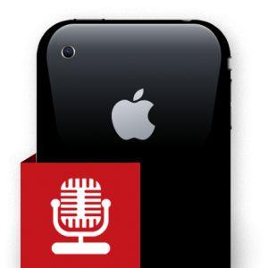 Επισκευή μικροφώνου iPhone 3G