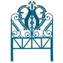 Peacock Bed Head King Single Custom Create