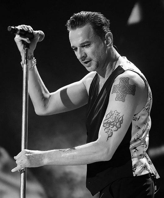 Depeche Mode - The Delta Machine Tour (Budapest 2013) Dave Gahan | Flickr - Photo Sharing!