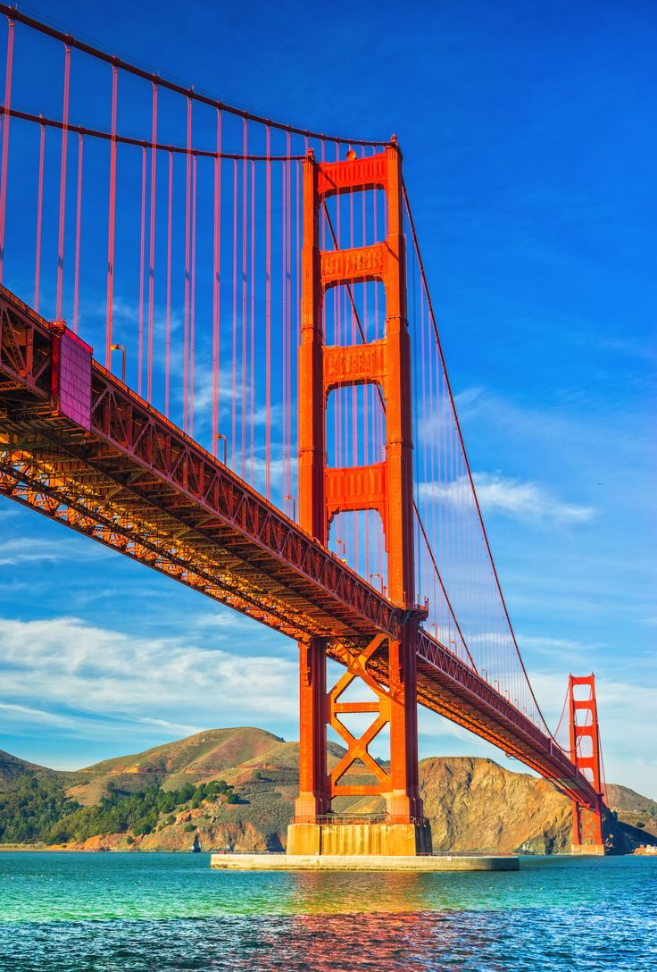 Would you drive over the Golden Gate Bridge on your #dreamroadtrip? https://roadtrippers.com/blog/dream-road-trip