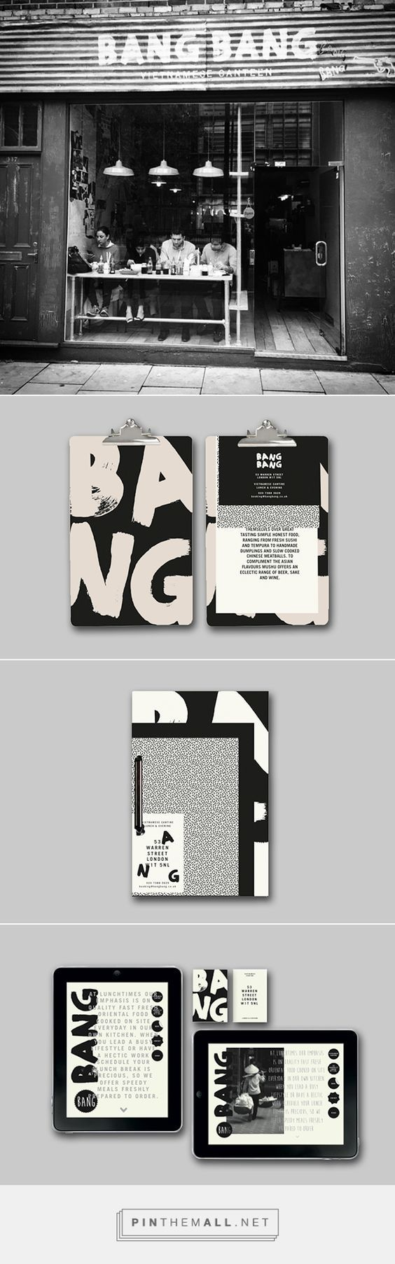 BangBang — Branding on Behance - created via http://pinthemall.net:
