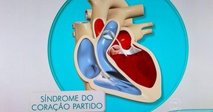 Emoção negativa pode desencadear a síndrome do coração partido