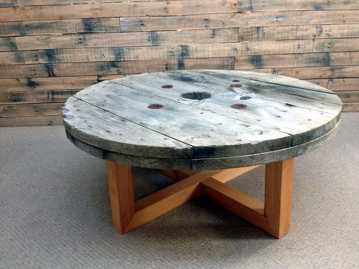 cable drum table - Google Search